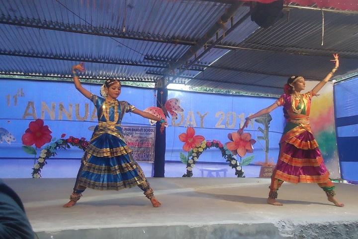 Biswanath Jnan Bharati School-Dance