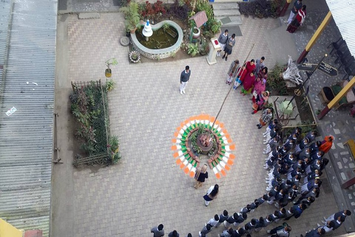 Biswanath Jnan Bharati School-Republic Day