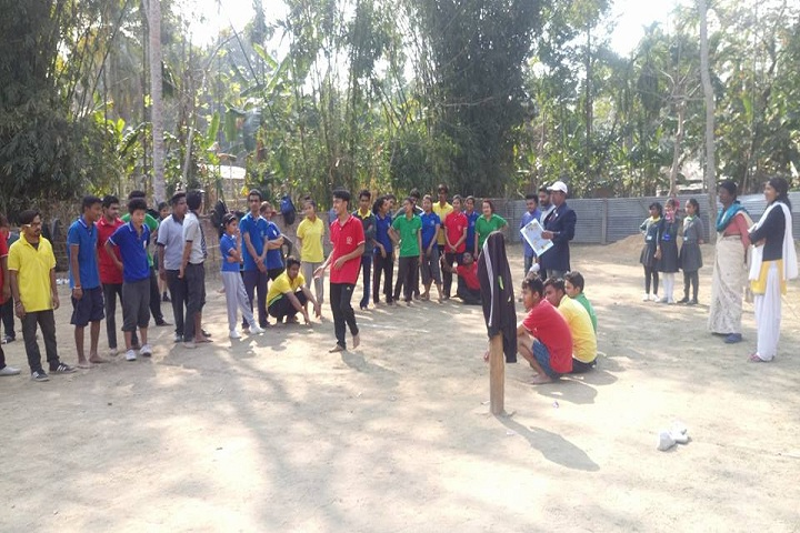 Biswanath Jnan Bharati School-Sports