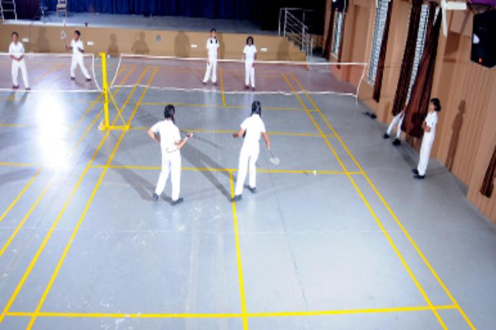 Chitrakoota School-Badminton
