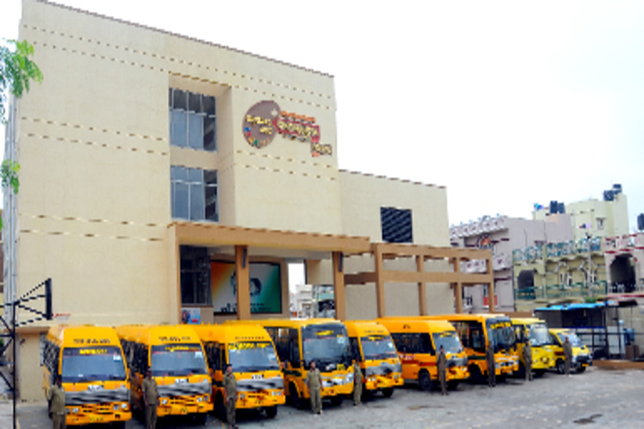 Chitrakoota School-Bus Transport