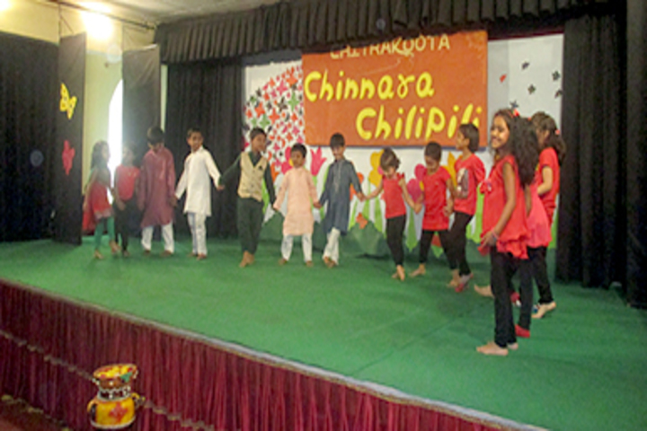 Chitrakoota School-KG Dance