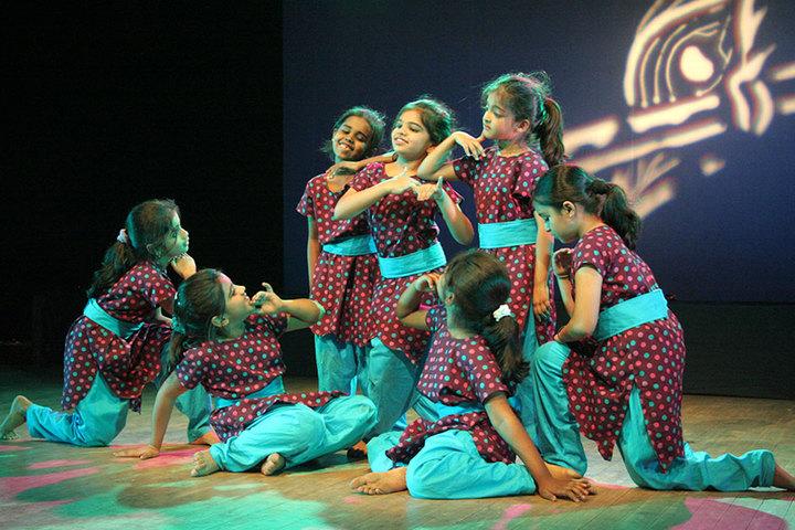 Chitrakoota School-Skit