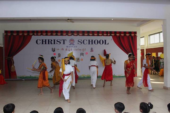Christ School-Dance