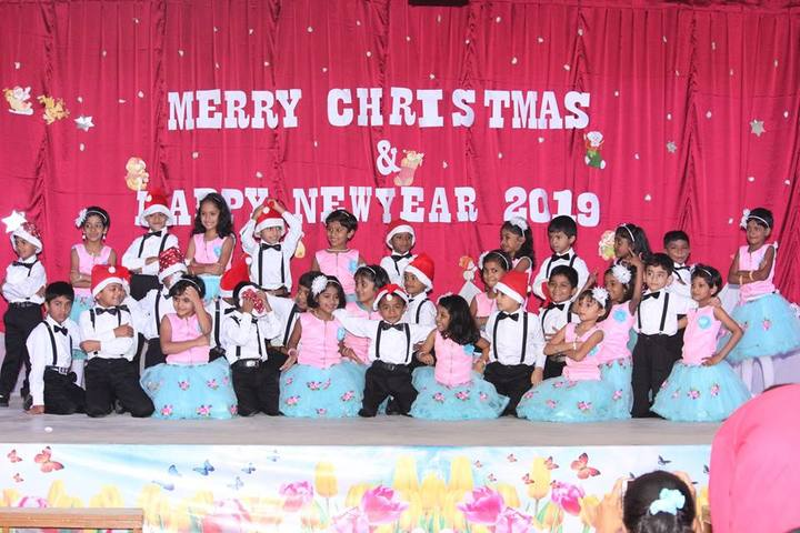 Christ School-New year
