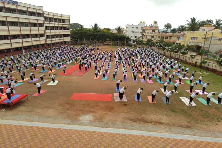 Christ School-Yoga