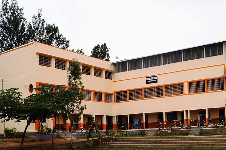 Christa Jyothi School-Campus