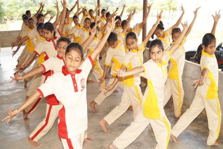 Christa Jyothi School-Dance Room