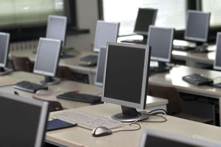 Christa Jyothi School-IT Lab