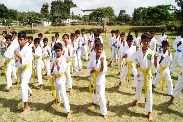 Christa Jyothi School-Martial Arts