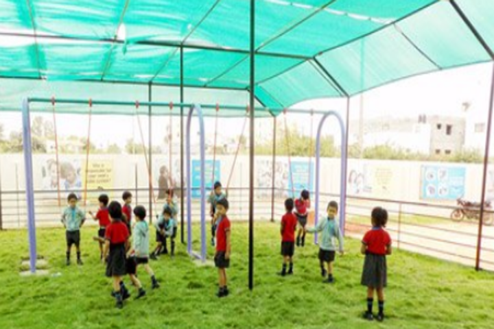 Chrysalis High-Pre Primary Play Area