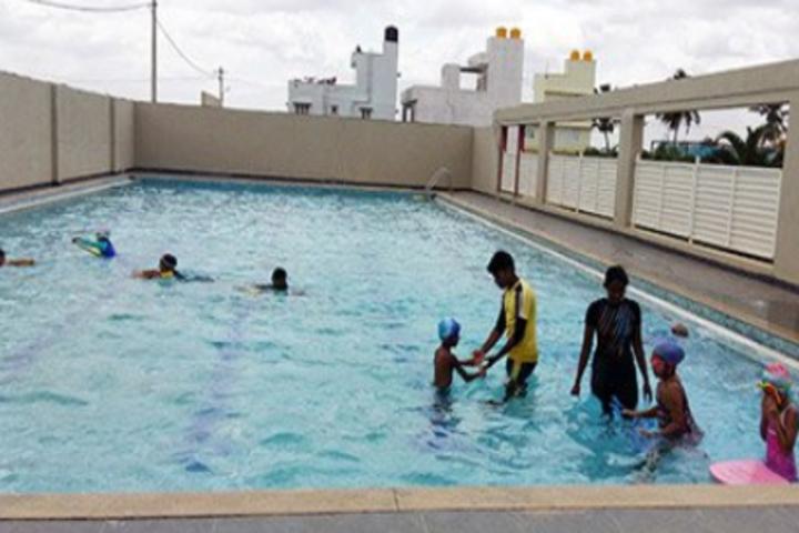 Chrysalis High-Swimming Pool