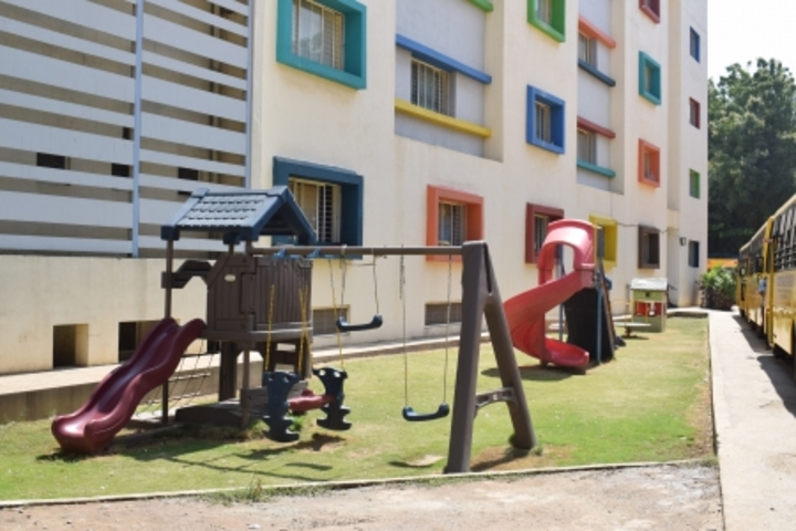 Chrysalis High-Pre Primary Play Area