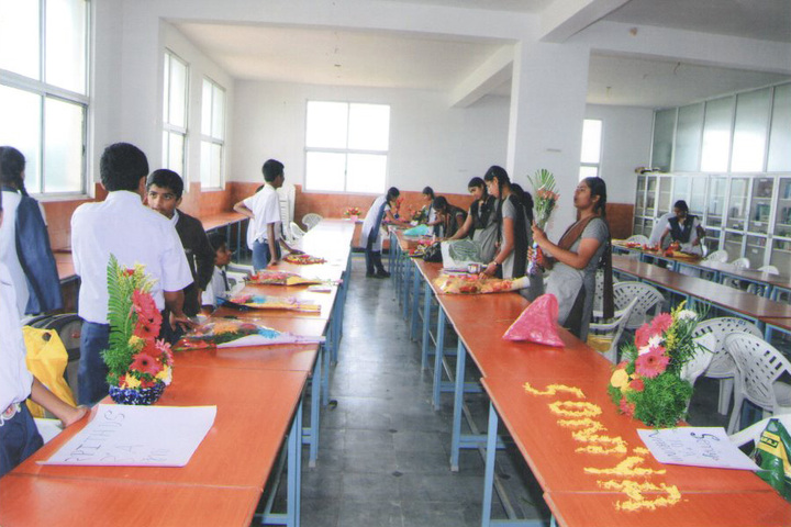 CKS English School-Flowers Day