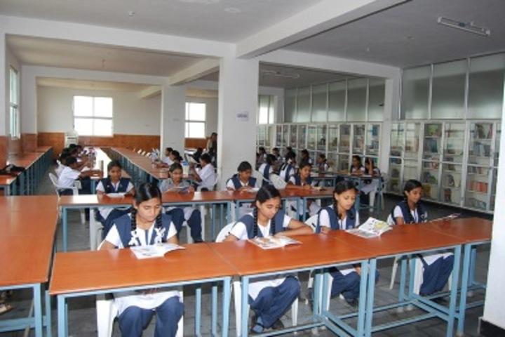 CKS English School-Library