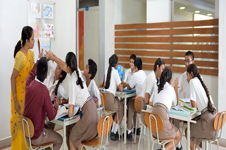 Cmr National Public School-Activity Room