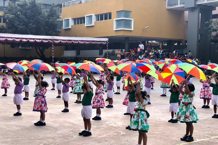 Cmr National Public School-Activity