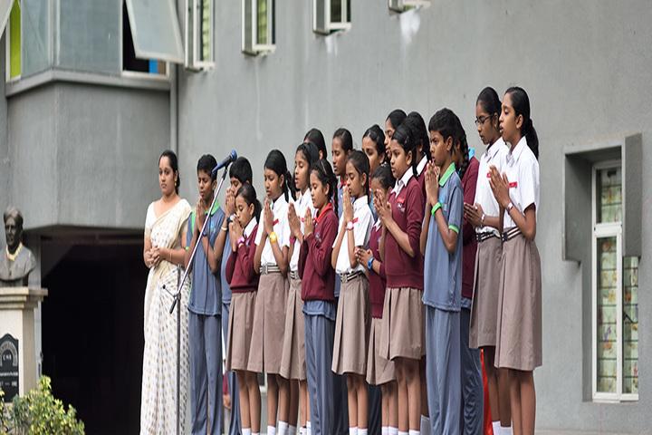 Cmr National Public School-Assembly