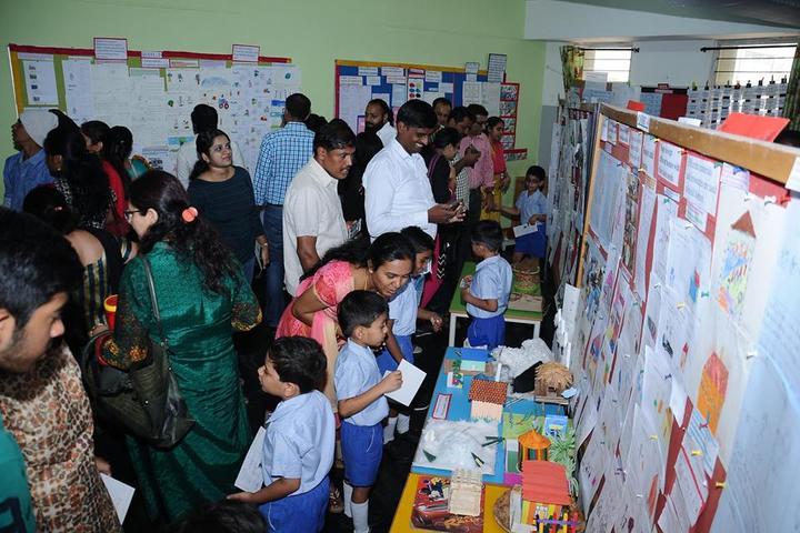 Cmr National Public School-Exhibition