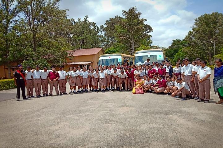 Cmr National Public School-Field Trip