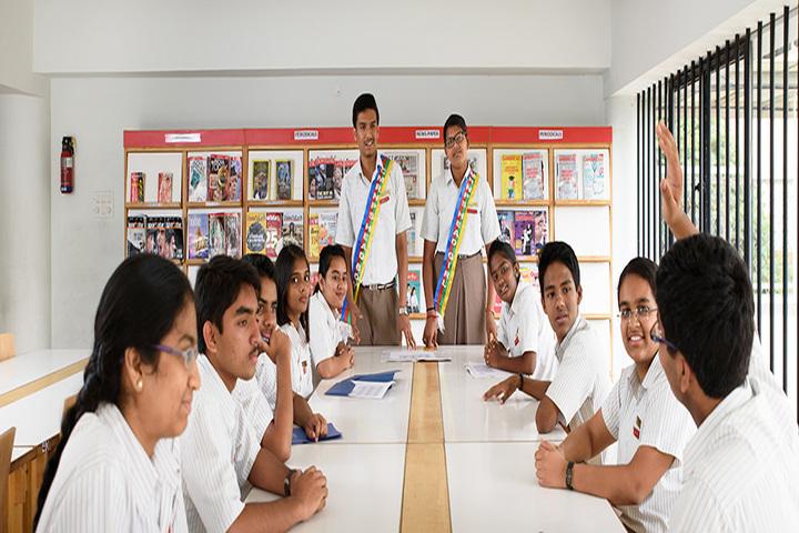 Cmr National Public School-Student Council