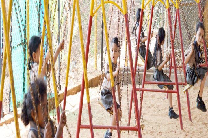 Crescent International School-Kids Play Area