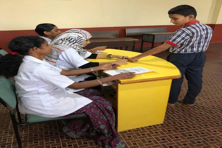 Crescent International School-School Parliment Election