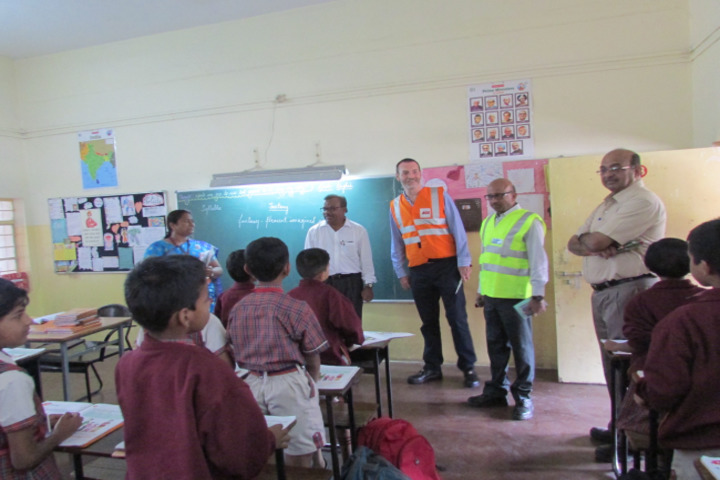D A V Public School-Workshop