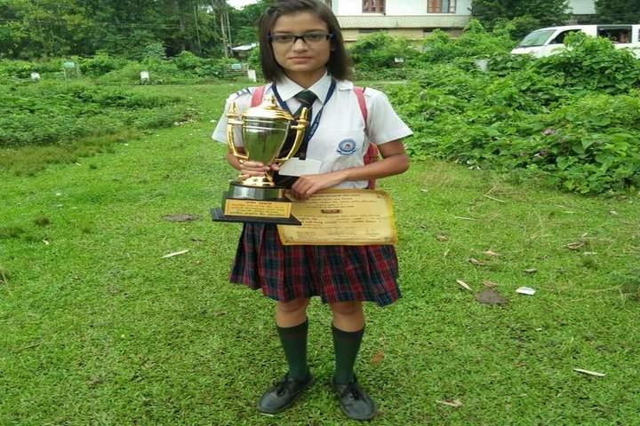 Brahmaputra Valley English Academy - award