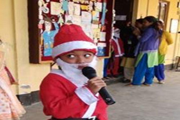 Brahmaputra Valley English Academy - christmas celebration
