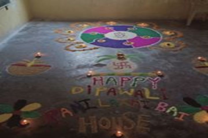 Brahmaputra Valley English Academy - diwali celebration
