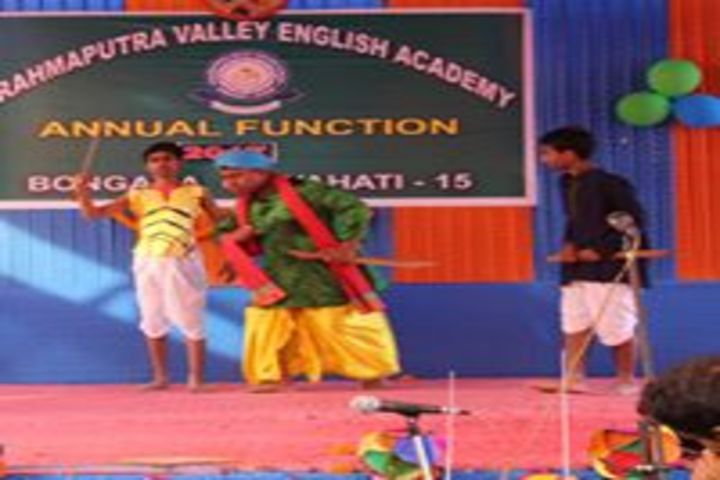 Brahmaputra Valley English Academy - drama