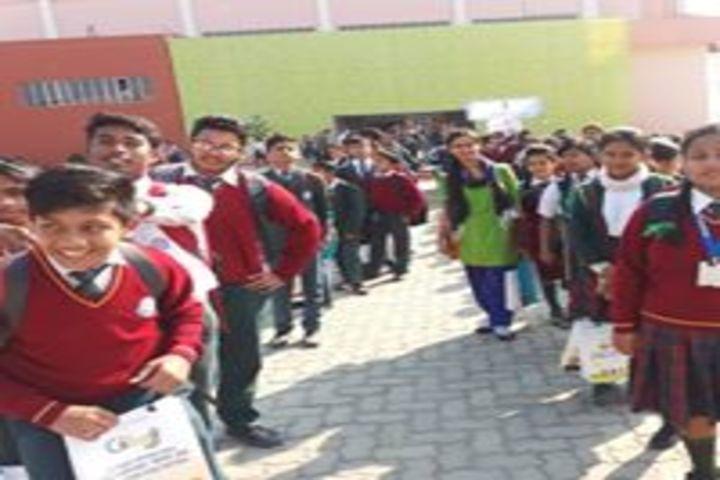 Brahmaputra Valley English Academy - excursion