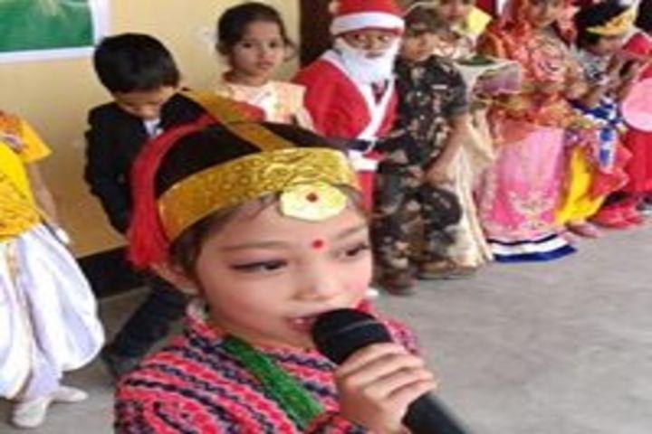 Brahmaputra Valley English Academy - story telling