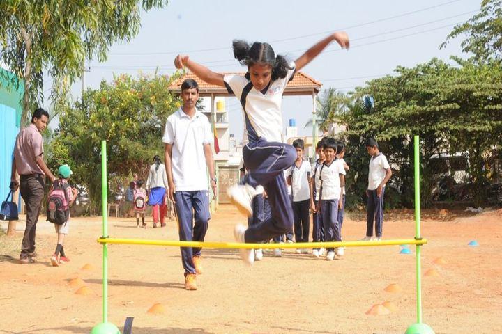 Deeksha Heritage School-Atheltics