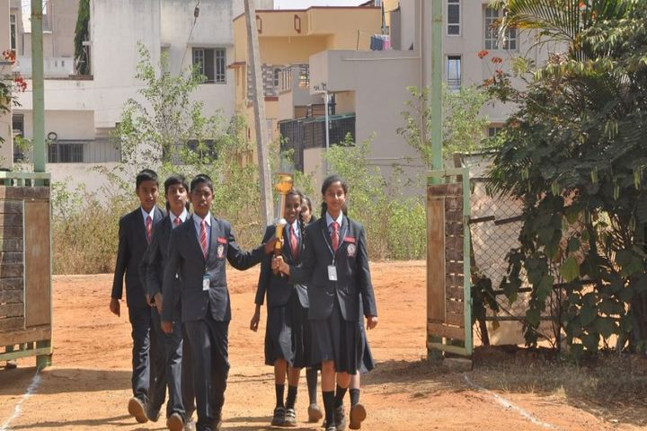 Deeksha Heritage School-Sports day