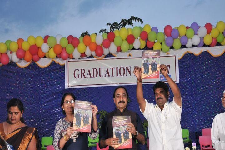 Deeksha Heritage School-Graduation Day