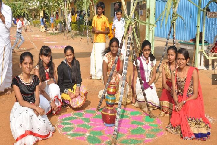 Deeksha Heritage School-Pongal Celebrations