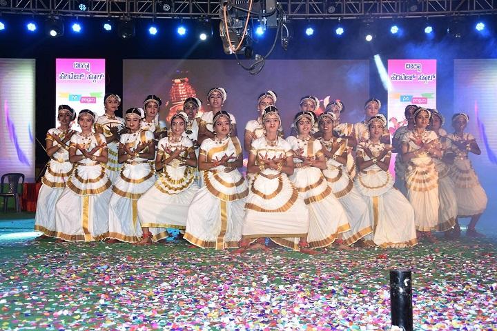 Deeksha Heritage School-Annual day