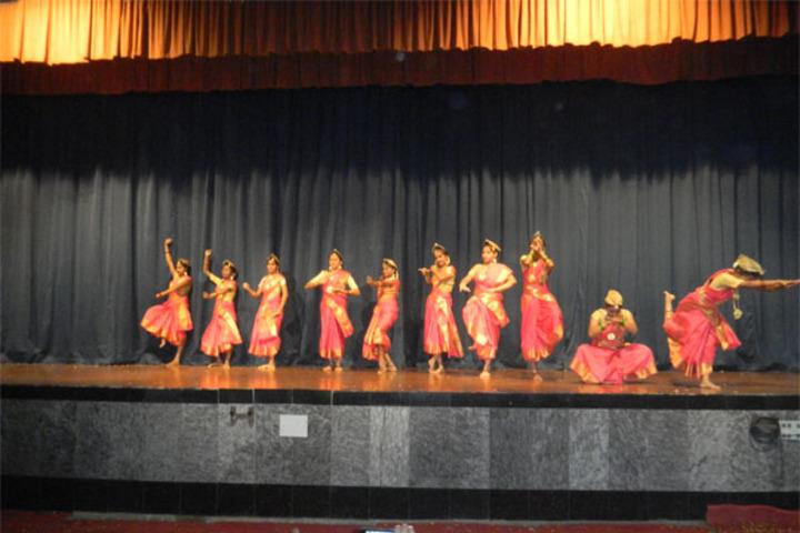 Deeksha High School-Annual day