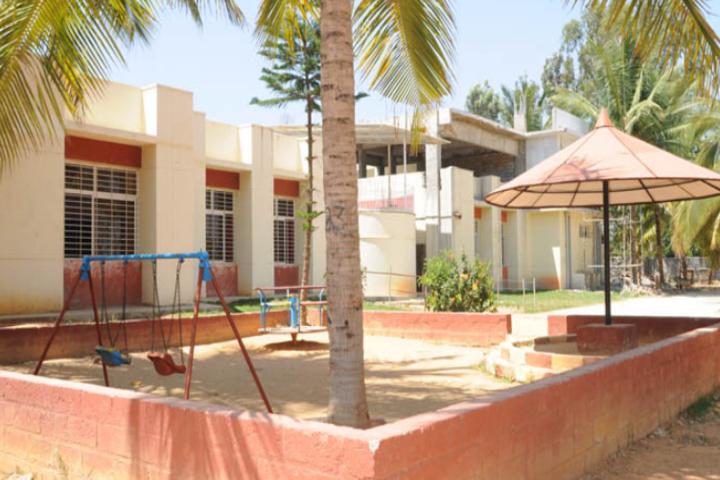 Deeksha High School-Kids Play Area