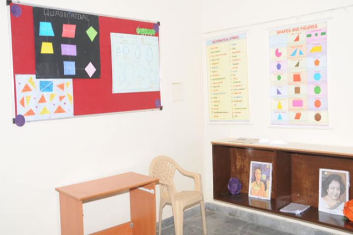 Deeksha High School-Maths Lab