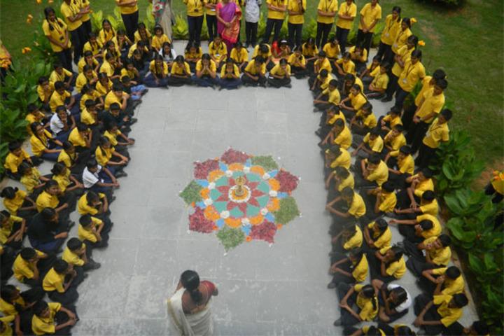 Deeksha High School-Onam Celebrations