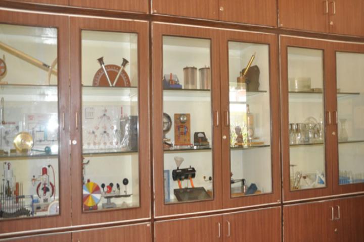 Deeksha High School-Physics Lab
