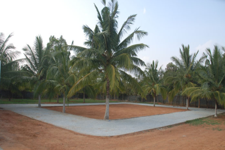 Deeksha High School-Play Ground