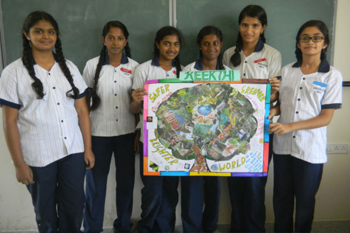 Deeksha High School-World Environmental Day