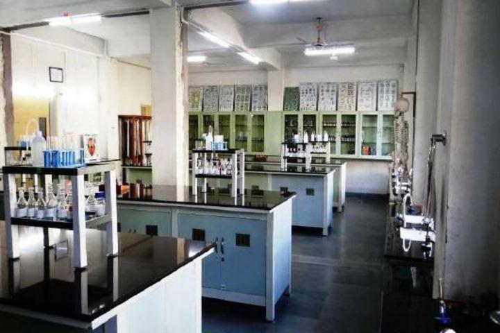 Budding Buds School - biology lab