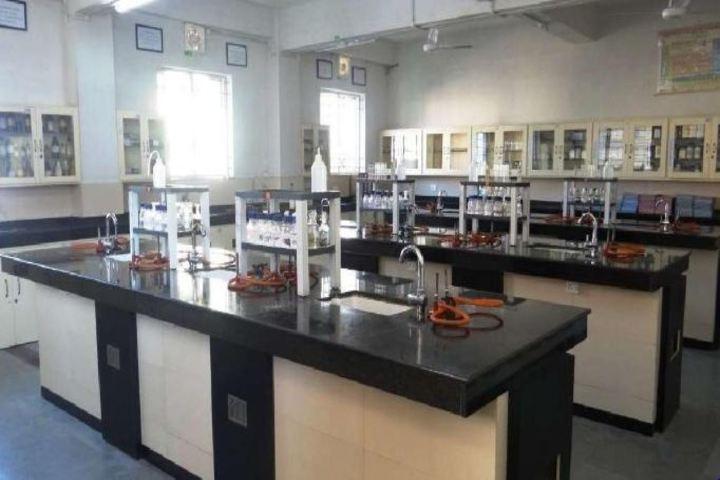 Budding Buds School - chemistry lab