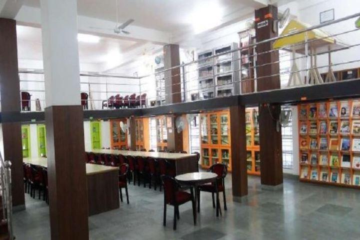 Budding Buds School - library