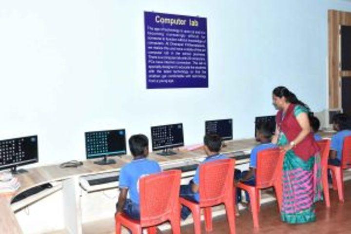 Dhanapal P Khemalapure Central School-IT Lab